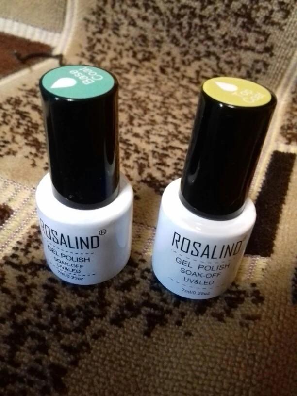 【ROSALIND】トップコート ベースコート セット