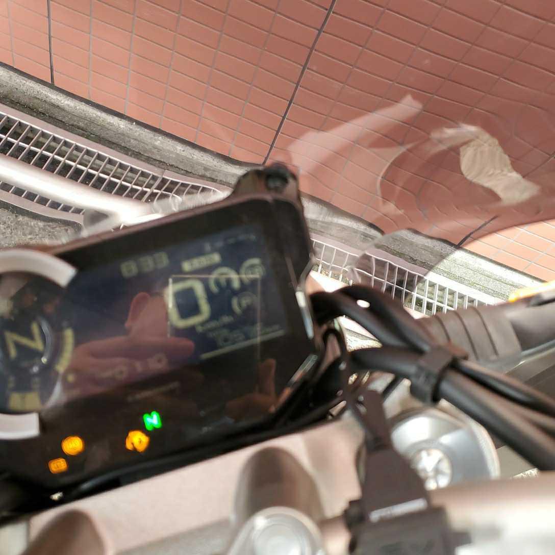 「【現車確認必須・東京港区】115万即決 個人出品 ホンダ CB1000R SC80 人気色レッド(国内正規) 10800km アクラポマフラ 車検2023.4まで」の画像3