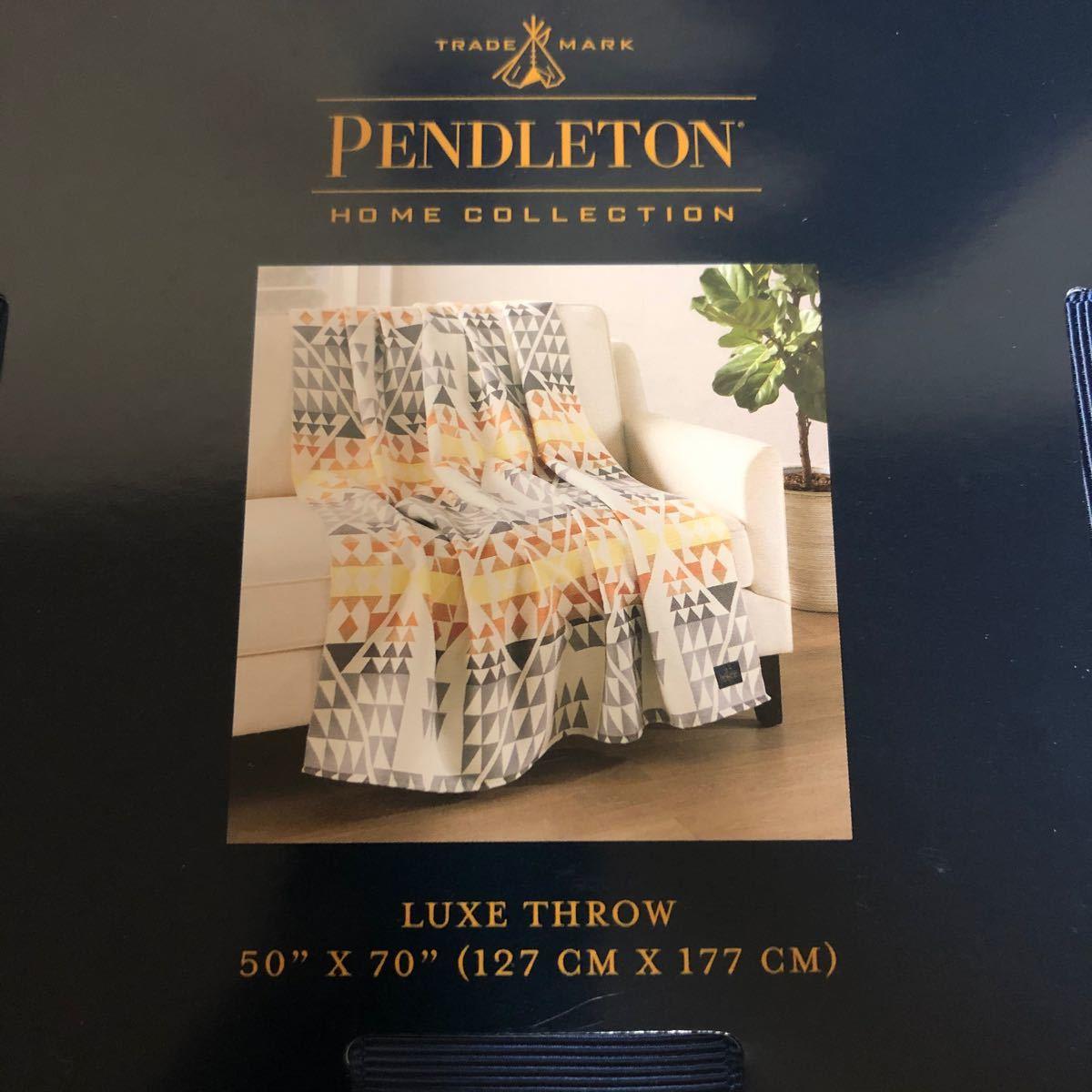 ★新品★ペンドルトン PENDLETON ブランケット スノーピーク 2枚セット