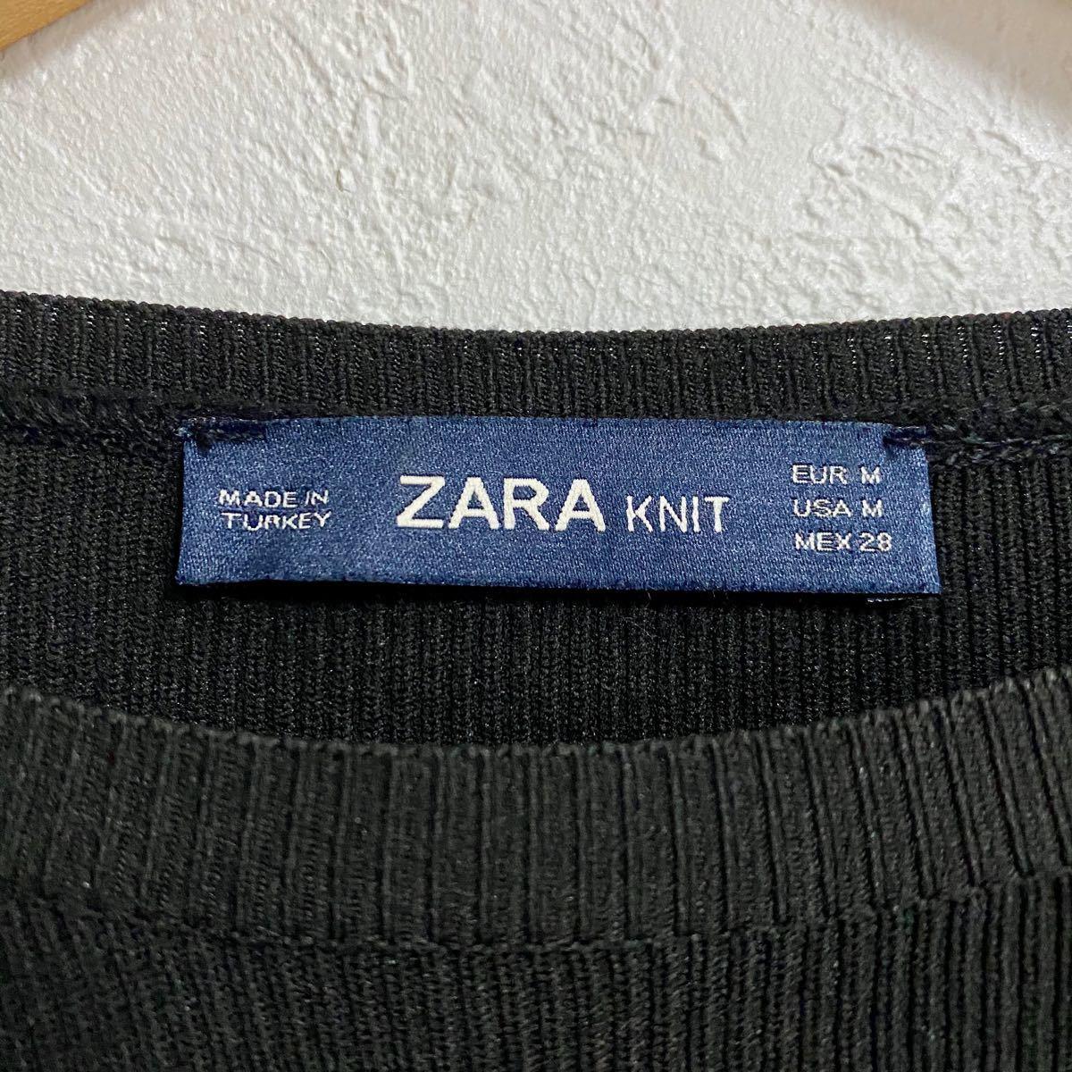 【ZARA】カットソー