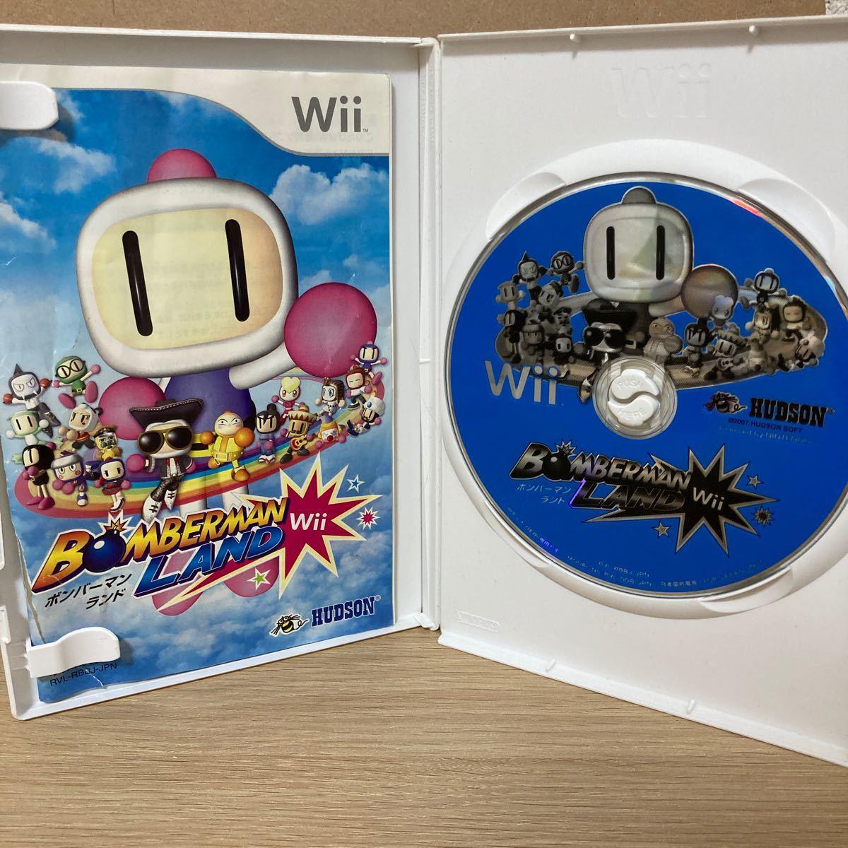 ボンバーマンランド Wii