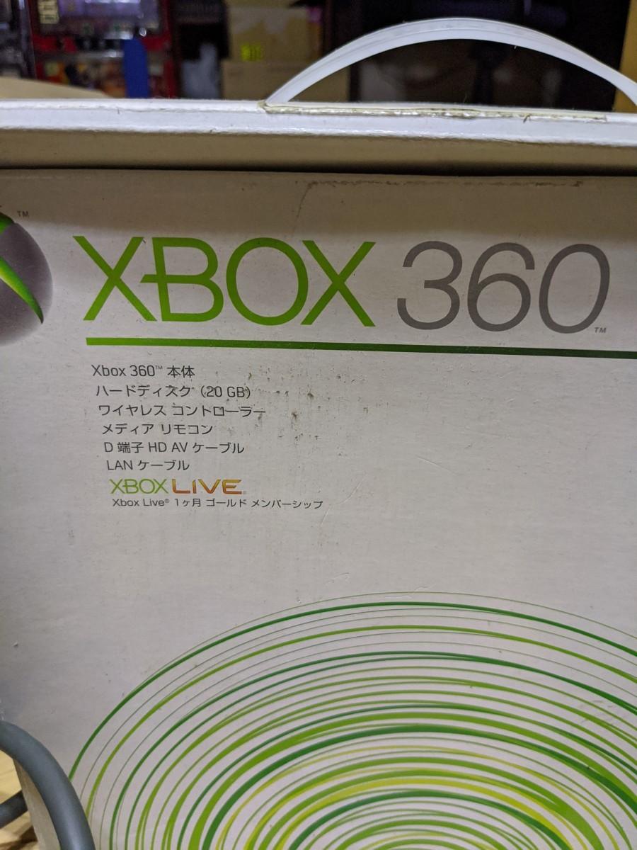 XBOX360  本体 付属品セット