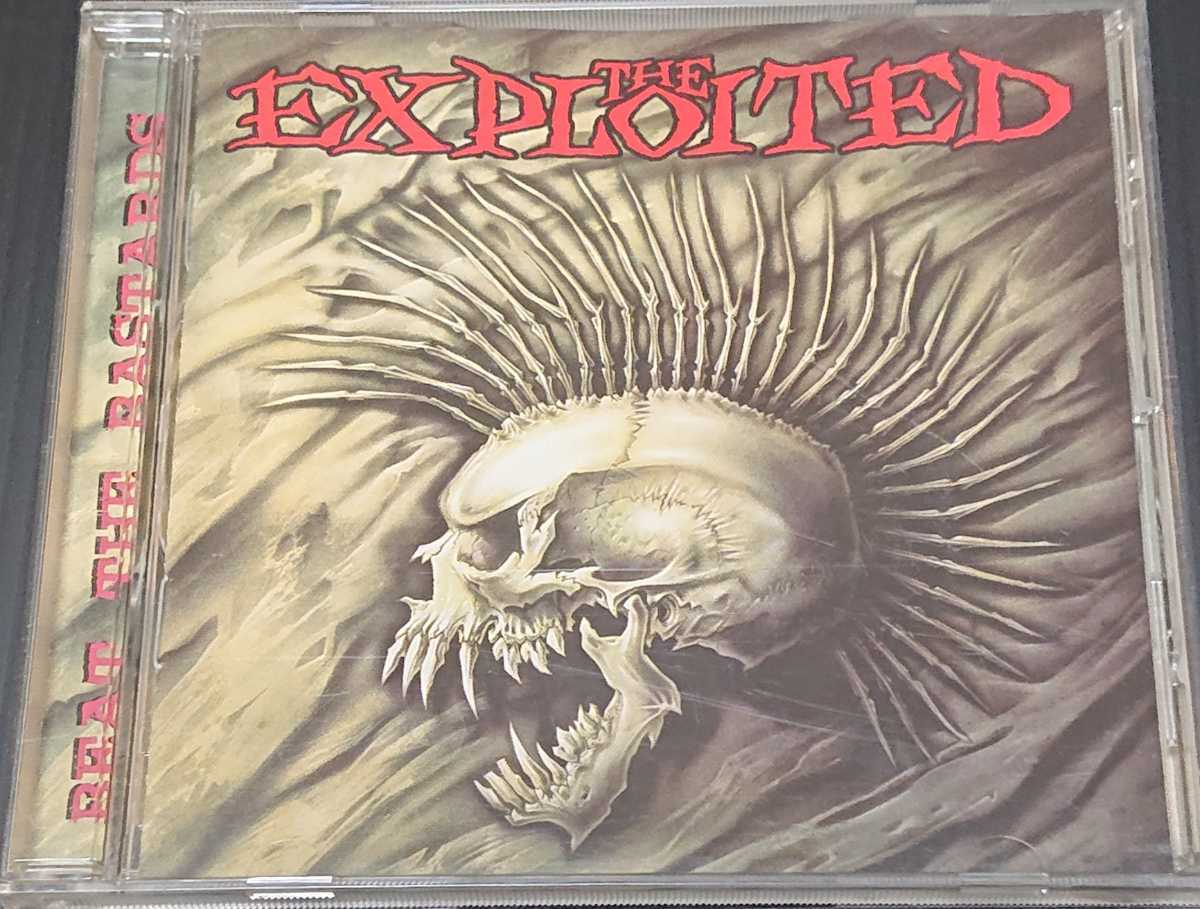 (CD) THE EXPLOITED / BEAT THE BASTARDS