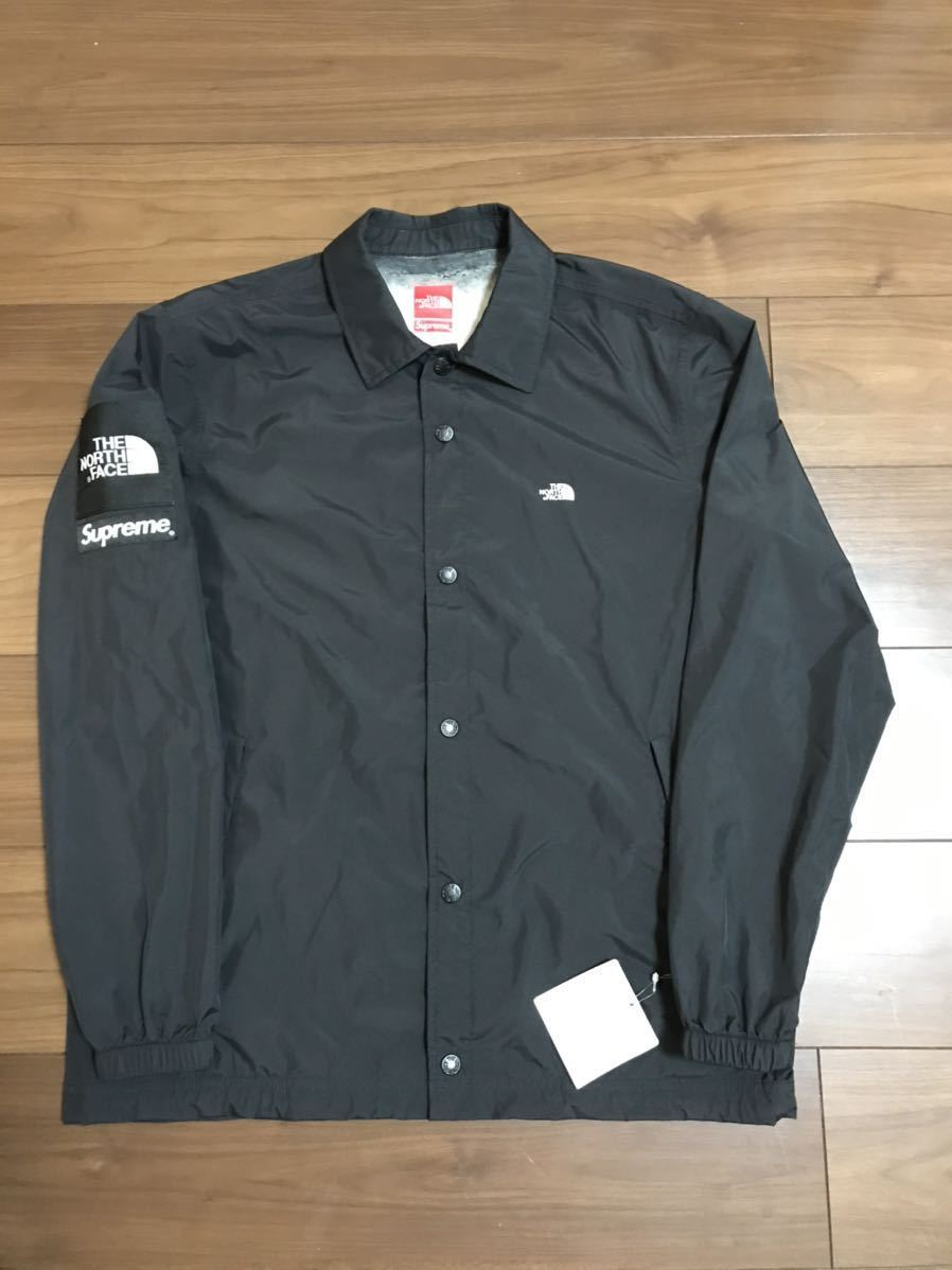 SUPREME Packable Waterproof Coaches Jacket 15ss シュプリーム ノースフェイス コーチジャケット THE NORTH FACE