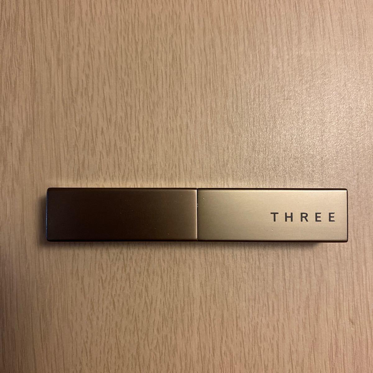 THREE リップ