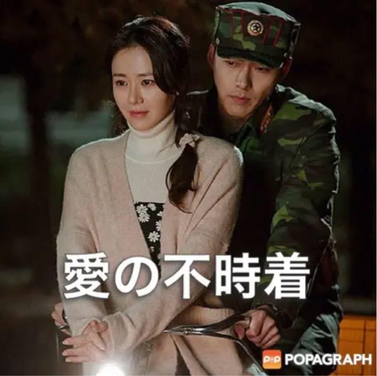 ☆韓国ドラマ☆『愛の不時着』Blu-ray 全話 CDケース入