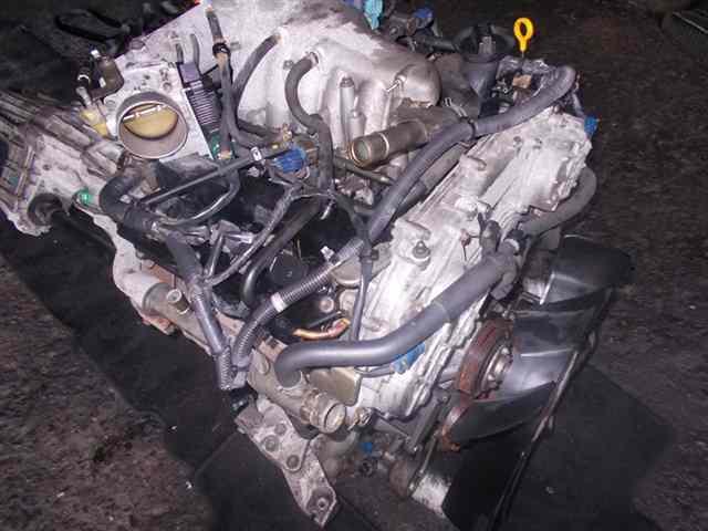 『psi』 NM35 ステージア VQ25DET エンジン 86346km H14年式_画像1