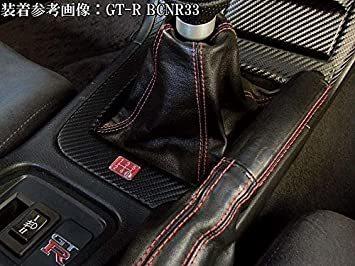 Tuningfan シフトパターン エンブレム レッド 右下R 6速MT車用 赤 SPE-R602_画像7