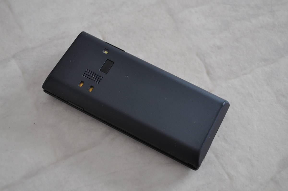 SoftBank 501KCe ソフトバンク ガラケー ケータイ 携帯 ブラック_画像6