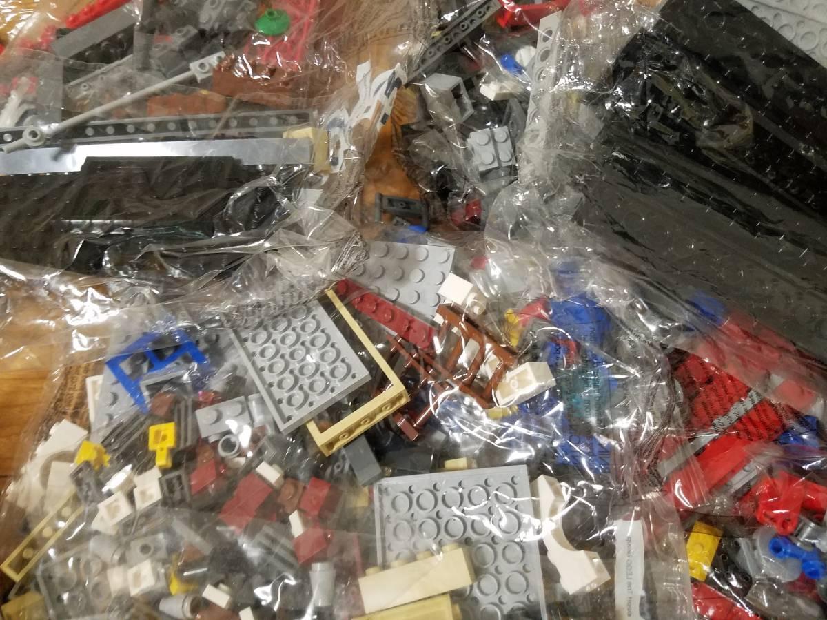 レゴ 未使用パーツ 大量 シリーズ色々 ミニフィグ スターウォーズ シティ シンデレラ城 基本ブロック 特殊パーツ 正規品 LEGO_画像5