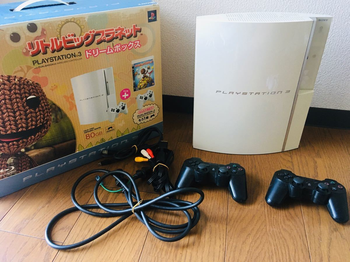 PS3 ジャンク PS3本体