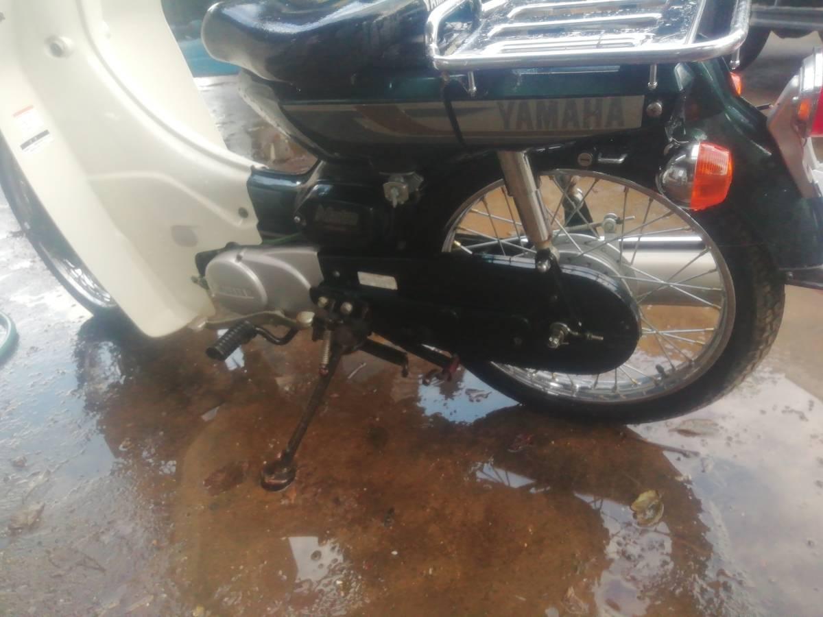 岡山県北 ヤマハメイトオートバイ UA04J 50C 2サイクル 1084k 直接引き取り限定_画像2