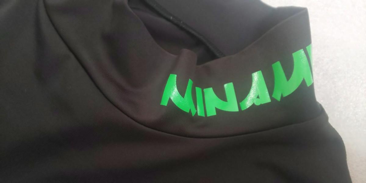 ASICSインナーシャツ黒サイズO 非売品