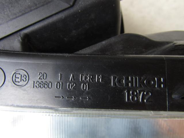 スペーシアカスタム(MK32S/MK42S)左HIDヘッドライト ICHIKOH1872 _画像9