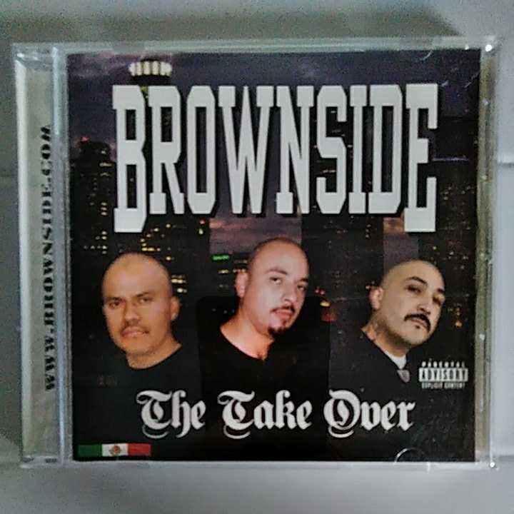 【CHICANO / G Rap / 送料込み】BROWNSIDE