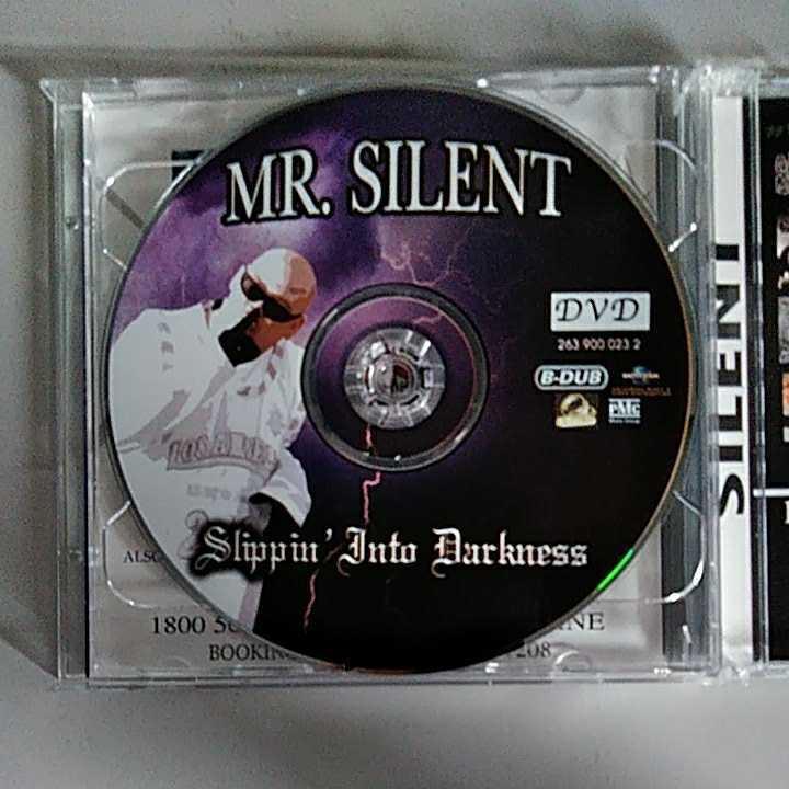 【G Rap / 送料込み / DVD付き】MR.SILENT