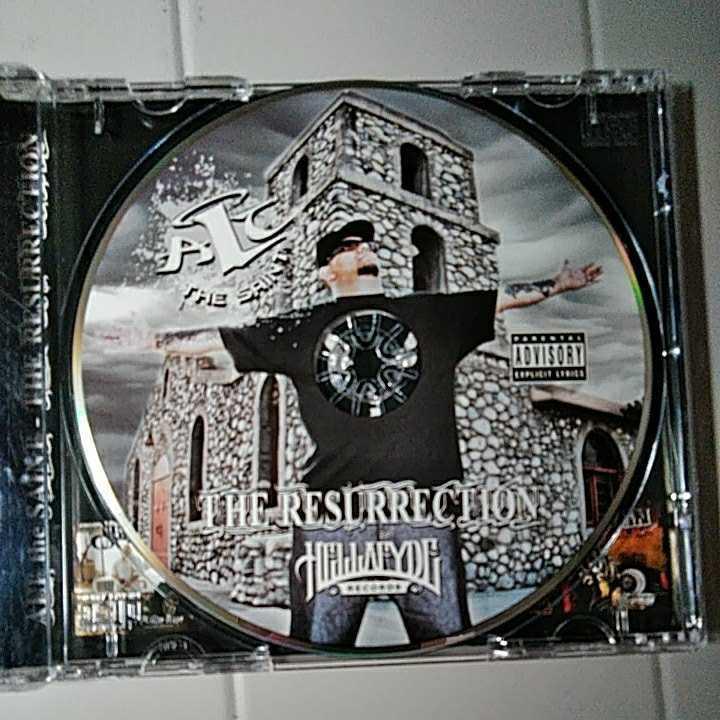 【G Rap / CHICANO / 送料込み】ALC THE SAINT