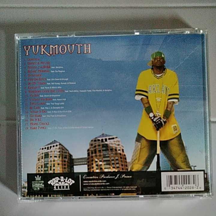 【G Rap / 送料込み】YUKMOUTH(by.LUNIZ)