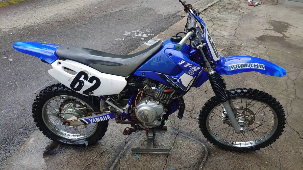 「ヤマハ TTR125」の画像1