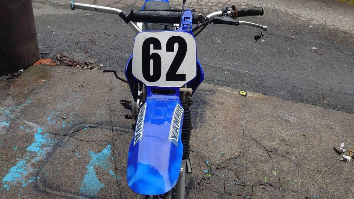 「ヤマハ TTR125」の画像2