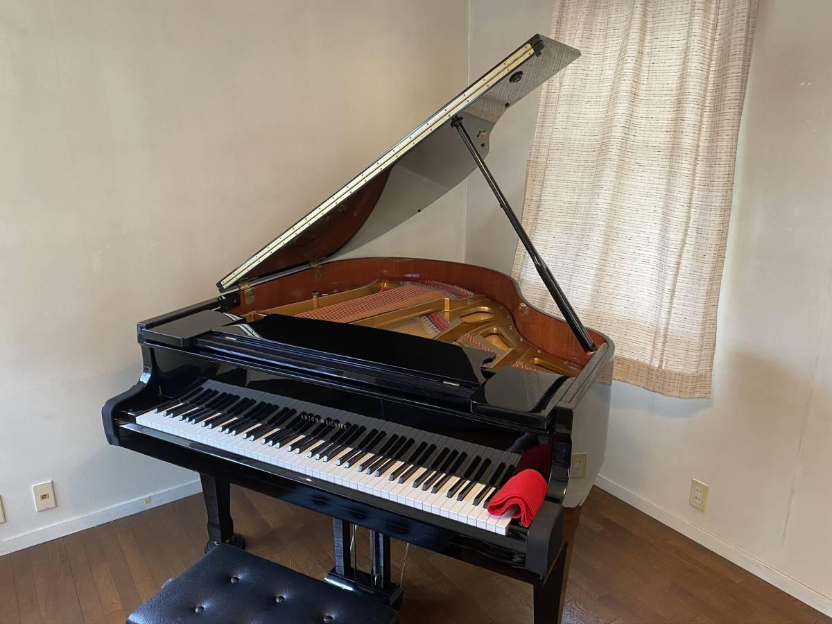 グランドピアノ Anton & Lichter 程度良好 個人出品