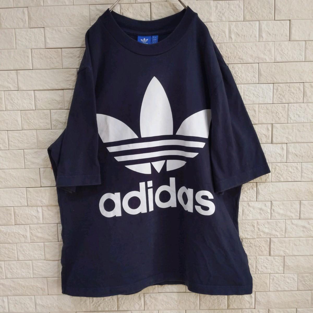 adidas アディダス Tシャツ トレフォイル
