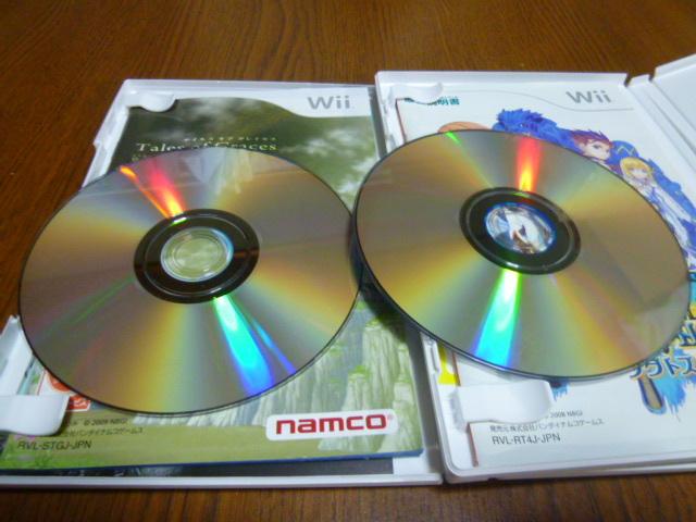 H1【送料無料】Wii ソフト セット テイルズオブグレイセス シンフォニア (クリーニング 動作確認済)まとめ