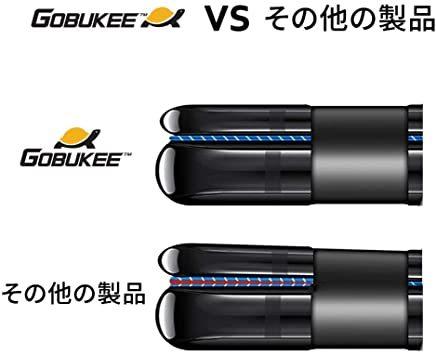 売れてます![5枚1セット] GOBUKEE LG G8X ThinQ/LG V50S ThinQ 液晶保護 フィルム [ 5 _画像2