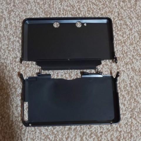 Nintendo3DS カバー グレー色