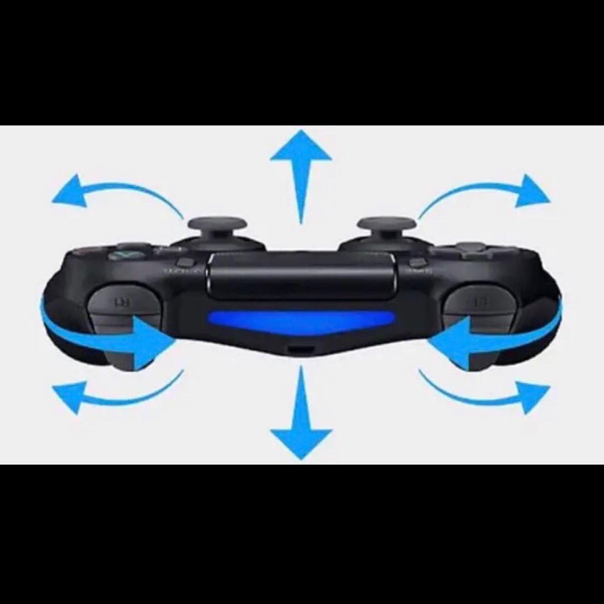 プレステ4 PS4 ワイヤレス コントローラー プレステーション4 黒 互換品