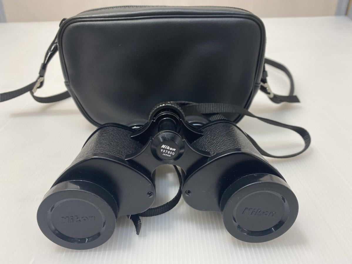 美品★Nikon★ニコン★双眼鏡★8×30 8.3° WF/937800/日本製/専用ショルダーバッグ付き_画像1