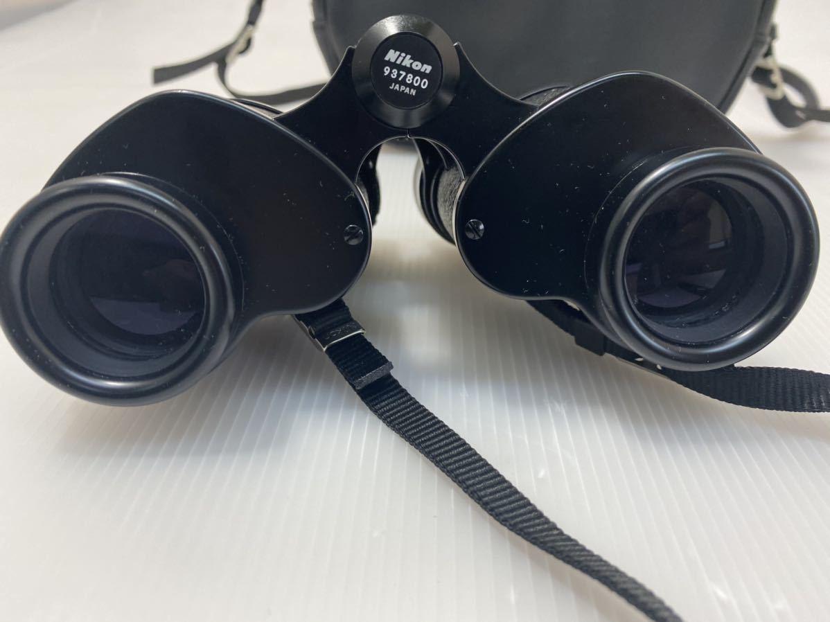 美品★Nikon★ニコン★双眼鏡★8×30 8.3° WF/937800/日本製/専用ショルダーバッグ付き_画像5