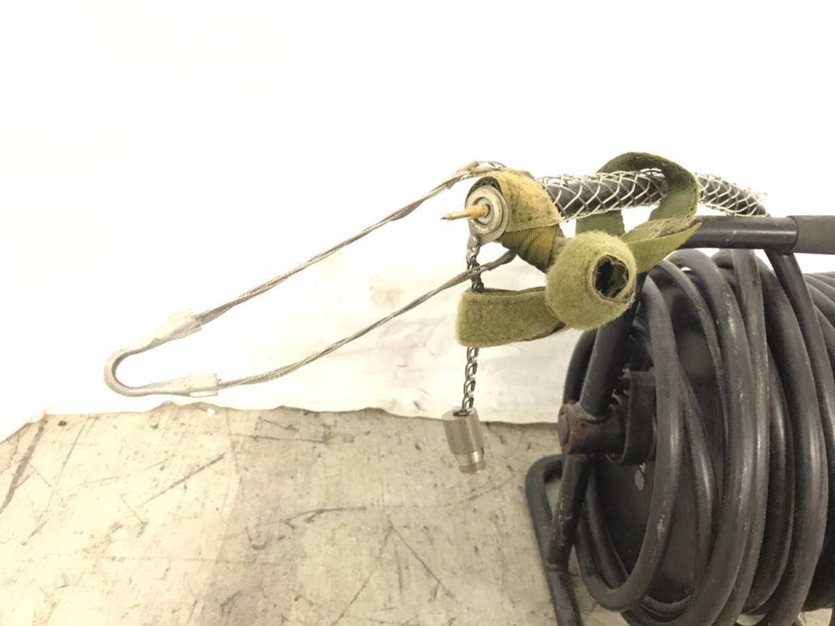 【米軍放出品】Hannay Reels ケーブル 電源ケーブル ケーブルリール ホース コード(140)★TI11PK-O_画像6