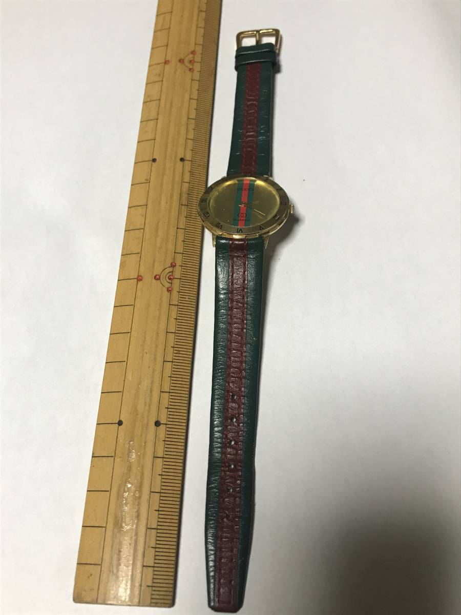 Gucci Quartz 腕時計_画像1
