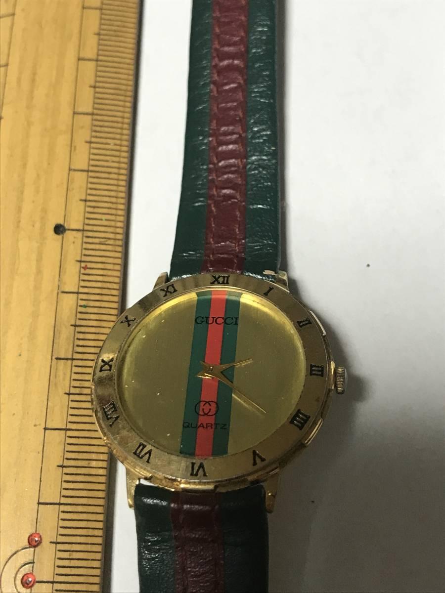 Gucci Quartz 腕時計_画像2