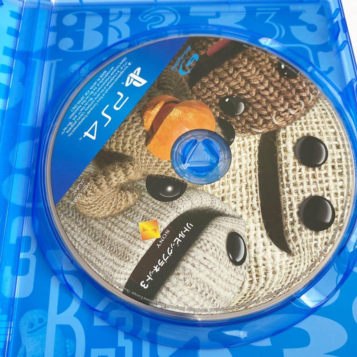PS4 ソフト リトルビッグプラネット3