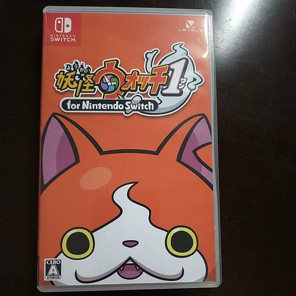 【Switch】 妖怪ウォッチ1 for Nintendo Switch 中古