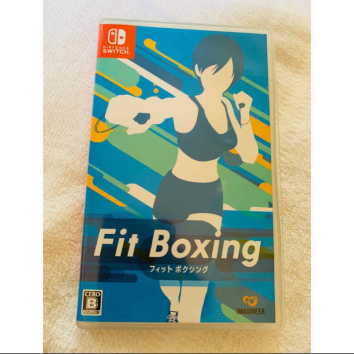 フィットボクシング Switch FIT BOXING ニンテンドースイッチ