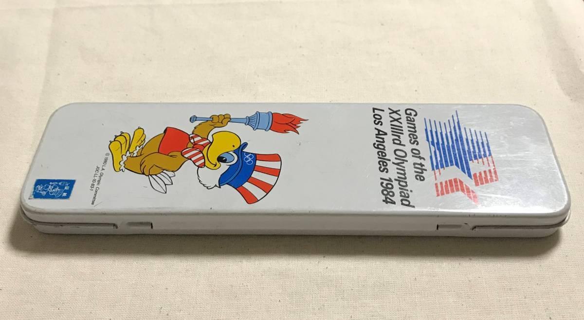 カンペンケース●ロスアンゼルス オリンピック 1984●レア_画像5