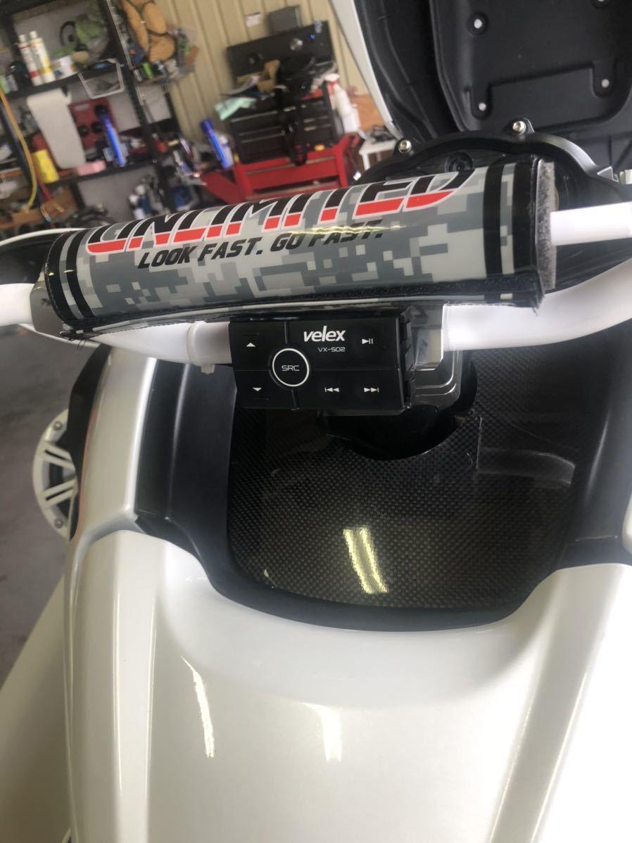 Kawasaki ULTRA260LX JETSKI ウルトラ 260 LX カワサキ ジェットスキー スピーカー スーパーチャージャー_画像3