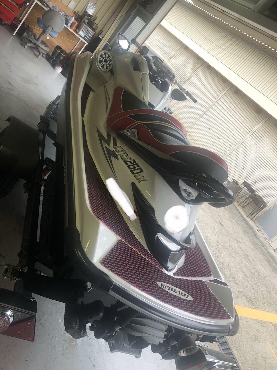 「Kawasaki ULTRA260LX JETSKI ウルトラ 260 LX カワサキ ジェットスキー スピーカー スーパーチャージャー」の画像2