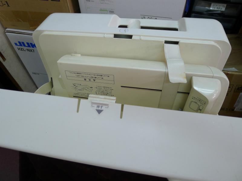 中古品 ブラザーミシン ZZ3-B988 本体メーカー調整
