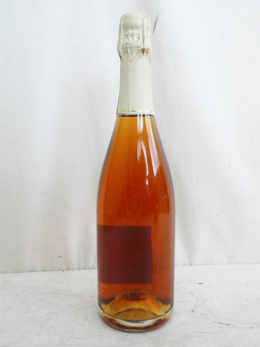 L104【激レア】未開栓 ラ・ヴィアン・ローズ ロゼ スパークリングワイン 750ml フランス_画像3