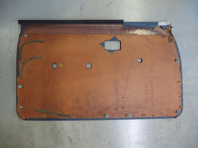 89-95 US トヨタ ピックアップ純正 ドアインナートリム 右側 三角窓有りモデル RN・VZNの90系_画像2