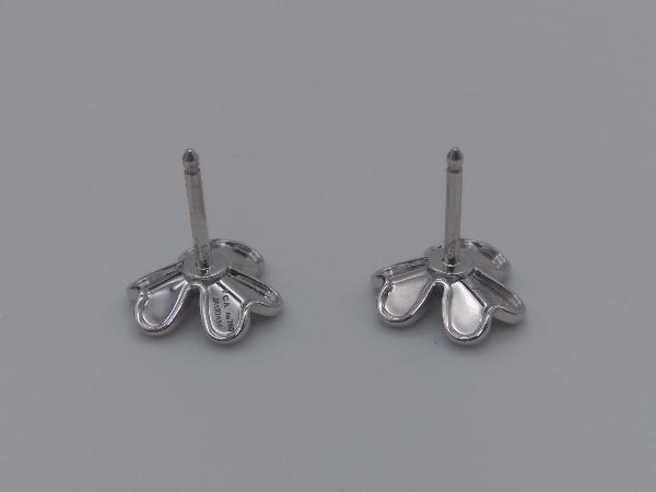 Van Cleef & Arpels/K18 ダイヤモンド/フリヴォル/ピアス_画像4