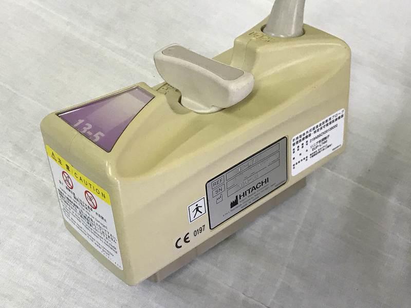 【訳あり】日立(HITACHI) 超音波診断装置用プローブ/リニアプローブ☆「EUP-L74M」①_画像2