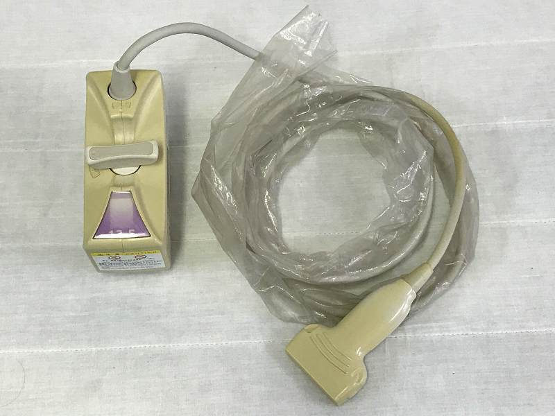 【訳あり】日立(HITACHI) 超音波診断装置用プローブ/リニアプローブ☆「EUP-L74M」①_画像1