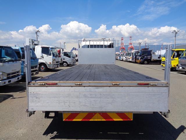 「H25 日野 レンジャー トランテックス製アルミブロック 最大積載3650kg セミワイドボディ 240馬力 ターボ車 #K6897」の画像3