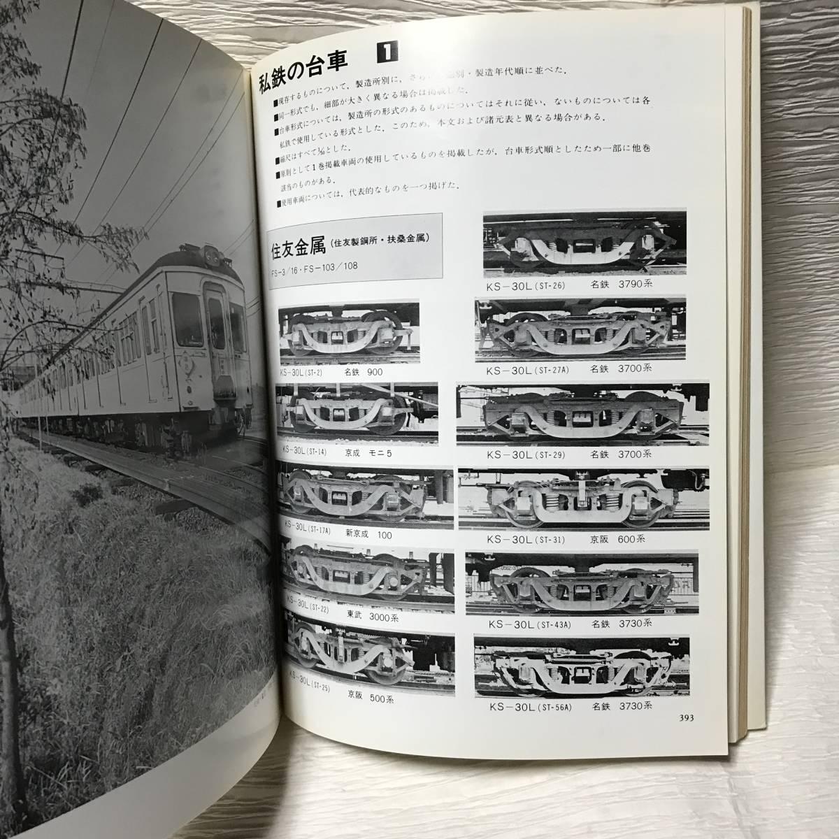 私鉄電車のアルバム 1B 戦前・戦後の古豪 慶応義塾大学鉄道研究会_画像3