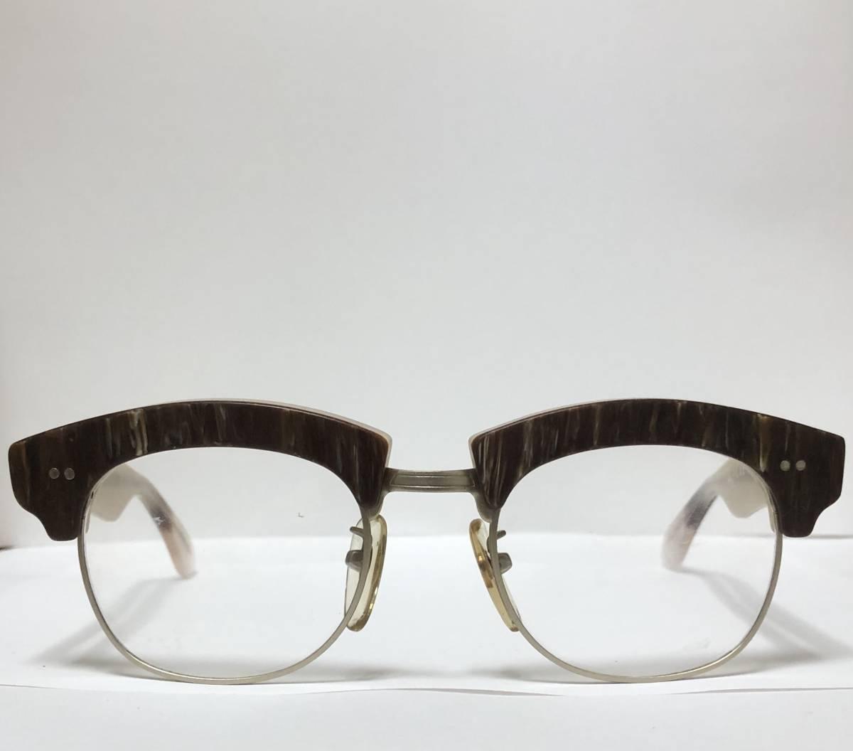 【ビンテージ・新品】1990年代 l.a. Eyeworks イタリア製 高級メガネ エルエーアイワークス ギガンター /ヴィンテージ 米国ブランド_画像1
